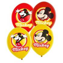 Mickey Mouse balónky 6 ks 27,5 cm