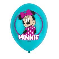 Minnie balónky 6 ks 27,5 cm