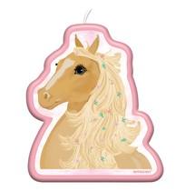 Kůň svíčka 9 cm