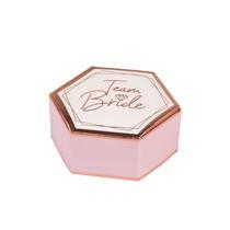 Team Bride krabička 9 cm x 3,5 cm