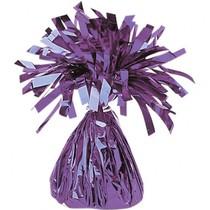 Závaží na balónky fialové