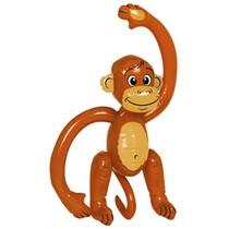 Opice nafukovací plastová 59 cm