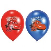 Cars balónky 6ks