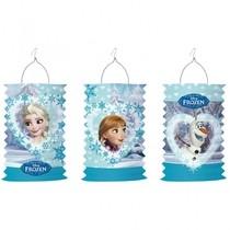 Frozen lampion 28cm mix