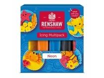 Fondán Renshaw žlutý neon 100 g