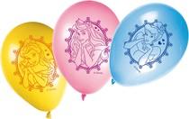 Princess balonky 8ks mix