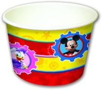 Mickey kelímek na zmrzlinu 8ks 200ml