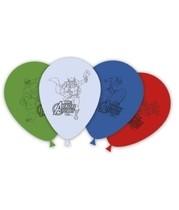 Avengers balónky 8ks 28cm