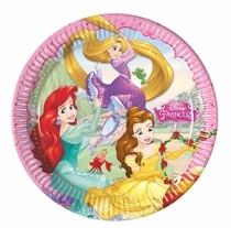 Princess talíře 8ks 23cm