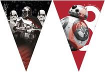 Star Wars vlajka 2,3m, 9ks