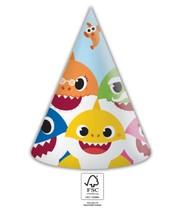 Baby Shark čepičky 6 ks