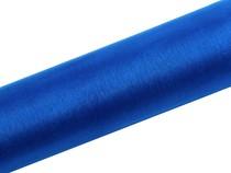 Organza modrá 16 cm x 9 m