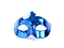 Maska modrá