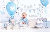 První narozeniny kluk párty set 33 ks