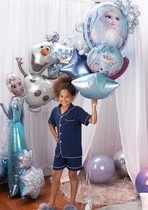 Balóniky fóliové s potlačou