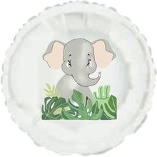 Balónek slon kruh