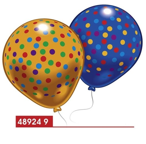 Confetti balonik 8ks